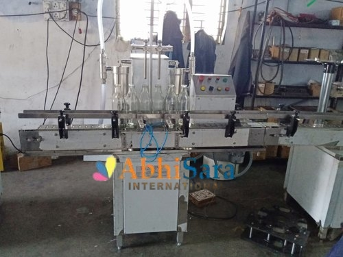 Aloe Vera Juice Filling Machine
