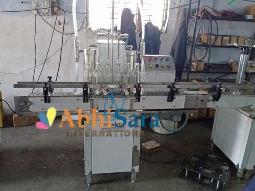 Automatic Aloe Vera Juice Filling Machine