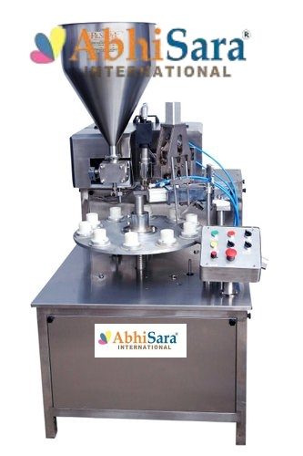 Automatic Linear Tube Filling Machine