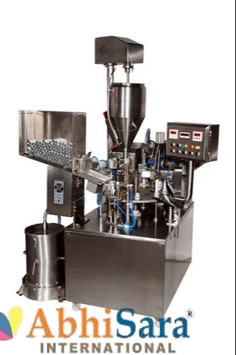 Automatic Ointment Tube Filling Machine