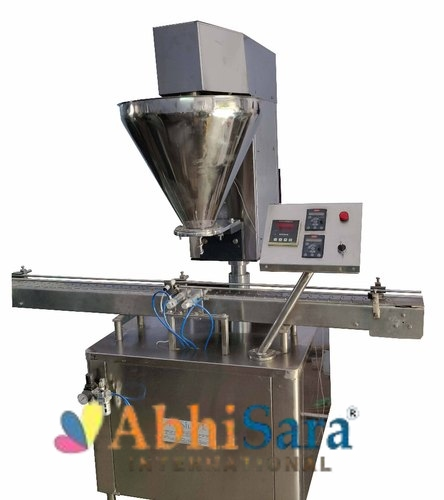 Automatic One Head Auger And Powder Filling Machine