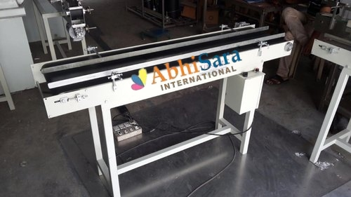 Batch Coding Conveyor Machine