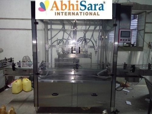 Container Filling Machine