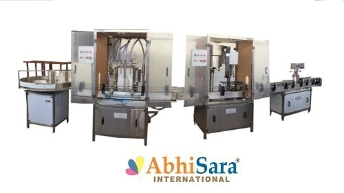 Glass Bottle Sealing Machines