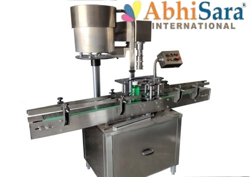 Plastic Jar Sealing Machine