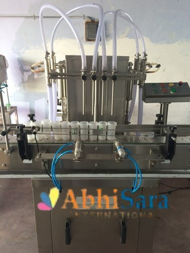 Juice Filling & Sealing Machine