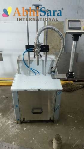 Semi-Automatic Servo Filling Machine
