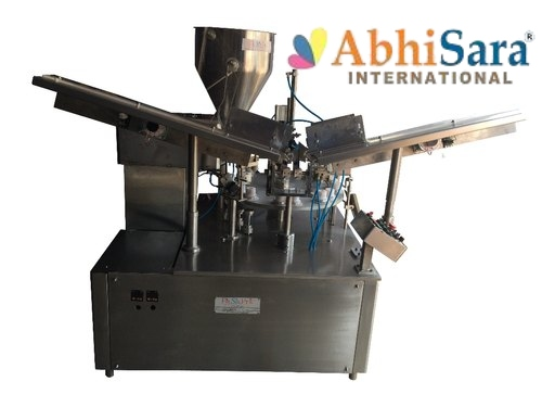 Tube Filling Sealing Machine